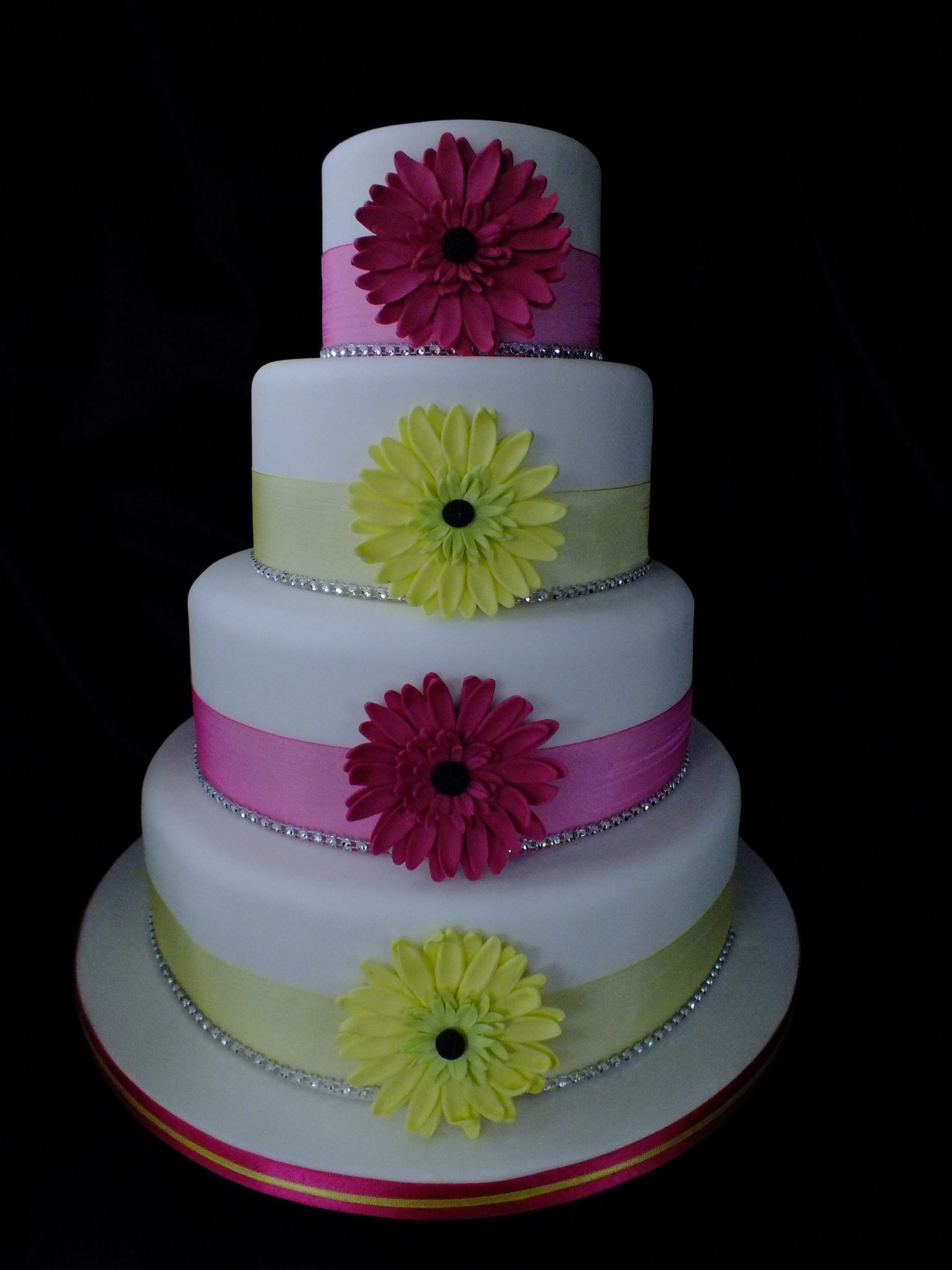 Types Of Wedding Cake Sponge