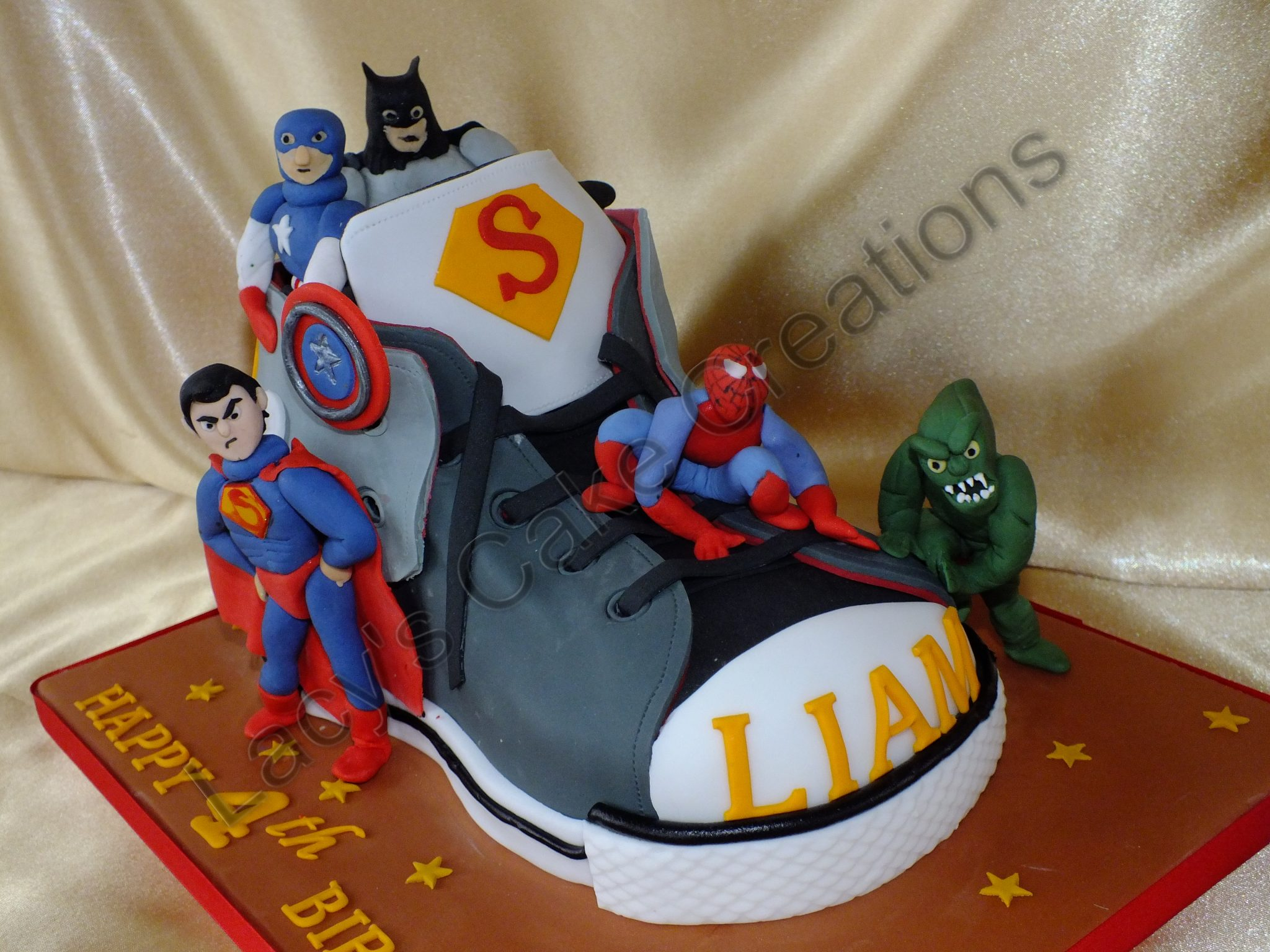 Lads And Dads Cakes Lacy S Cake Creations